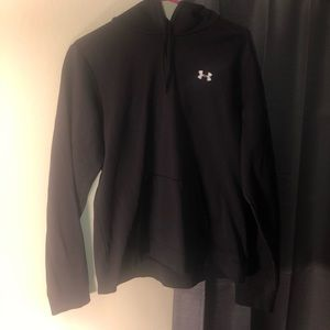 Black Under Armour Hoodie